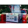 Image of Owens Hunting Dog Boxes Double Compartment Standard Vents with Storage, Owens Product - DogkennelsUSA.com
