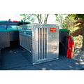 Owens Hunter Series Dog Box All Seasons Vents without Storage