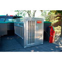 Owens Hunter Series Dog Box All Seasons Vents without Storage, Owens Product - DogkennelsUSA.com