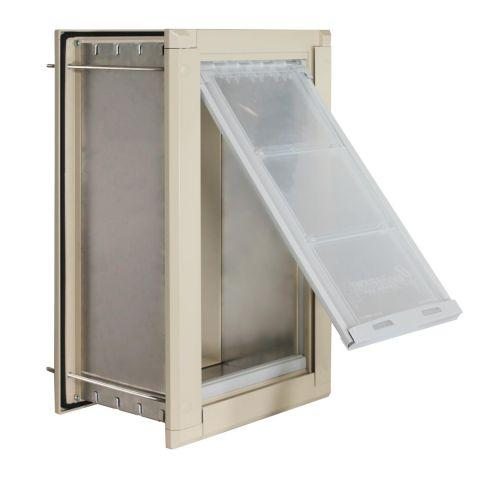 Endura Flap Single Flap Extra Large Wall Mount Pet Door 04PP12