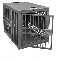Zinger Professional Series Dog Crate - Front/Side Entry (Offset), Zinger - DogkennelsUSA.com