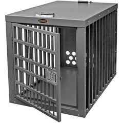 Zinger Heavy Duty Series Dog Crate - Front Entry, Zinger - DogkennelsUSA.com