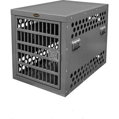 Zinger Winger Professional Series Aluminum Dog Crate - Front Entry