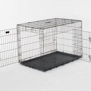 Lucky Dog™ Training Crate 2-DR, Lucky Dog - DogkennelsUSA.com