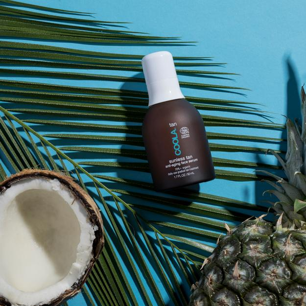 Coola Sunless Tanning Face Serum