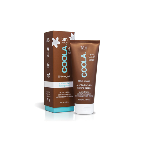 COOLA Organic Gradual Sunless Tan Firming Lotion