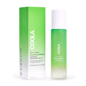 Glowing Greens Detoxifying Facial Cleansing Gel