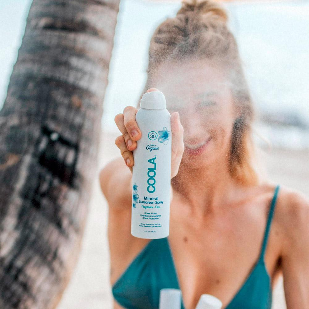 Mineral Body Sunscreen Spray SPF30