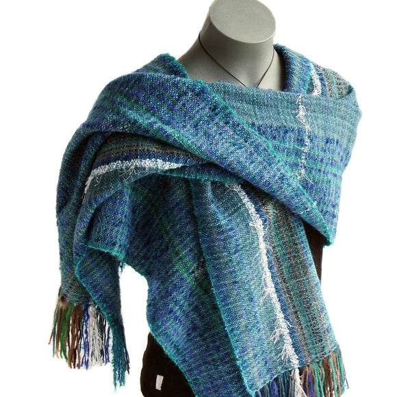 Tui Wrap handwoven by Wrapt in New Zealand