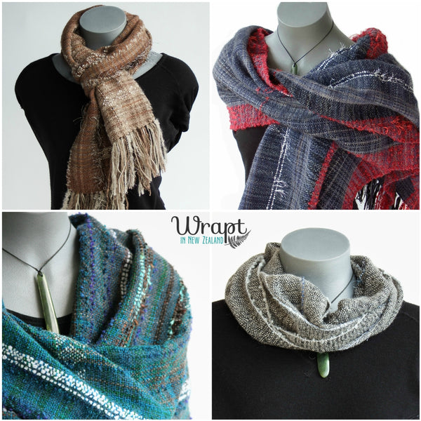 Meaningful and authentic New Zealand gifts handwoven by Wrapt in New Zealand