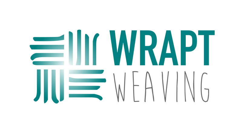 Wrapt Weaving Logo