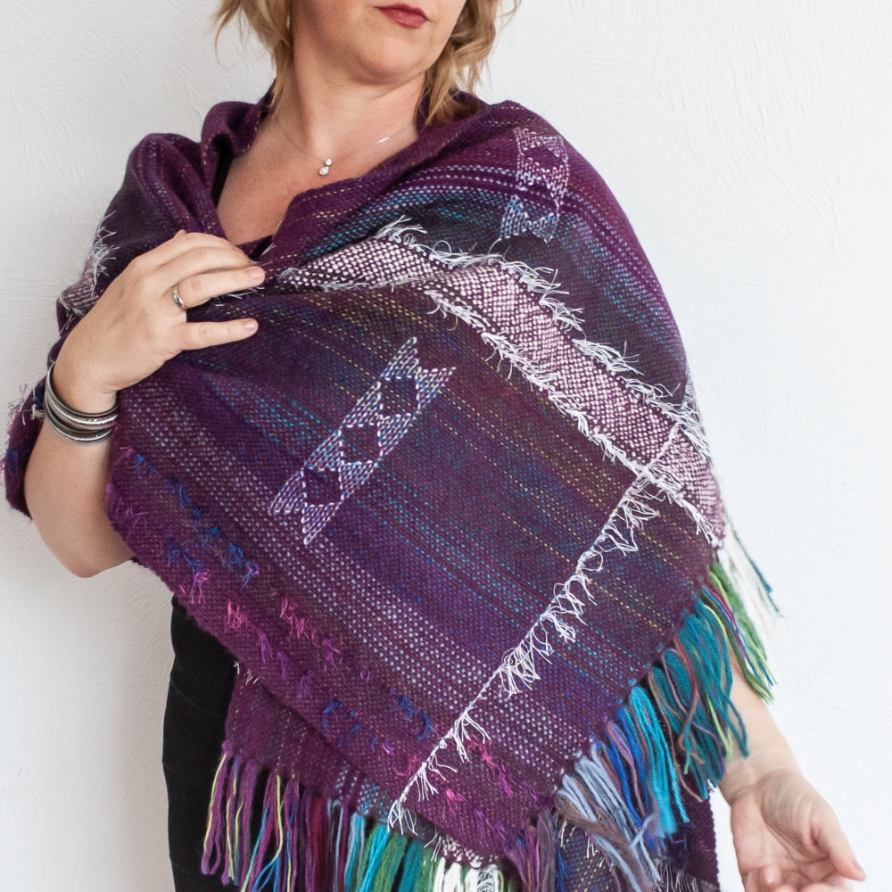 Kereru Wrap crafted by Wrapt in New Zealand