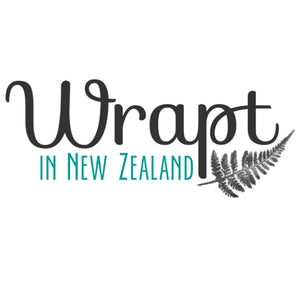 Kereru Scarf crafted by Wrapt in New Zealand