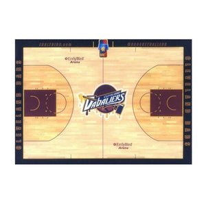 Basketball Silicone Mat - Ghost Smoke