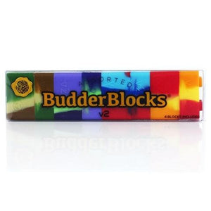 BudderBlocks 4 Pack - Ghost Smoke
