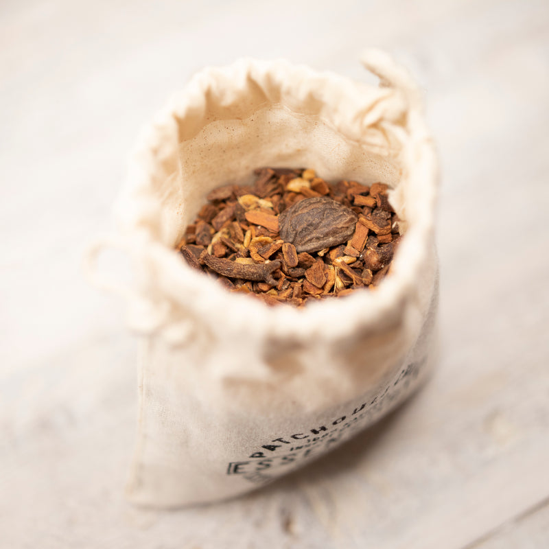 Patchouli Chai Botanical Bag