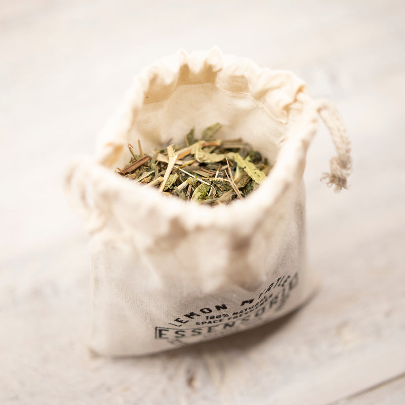Lemon Myrtle Botanical Bag