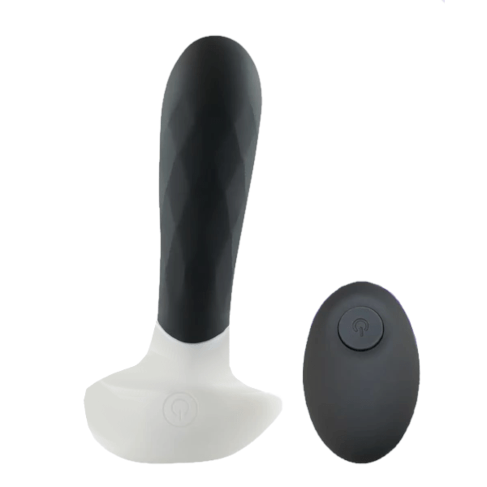 Wireless 9-Speed Rechargeable Anal Vibrator