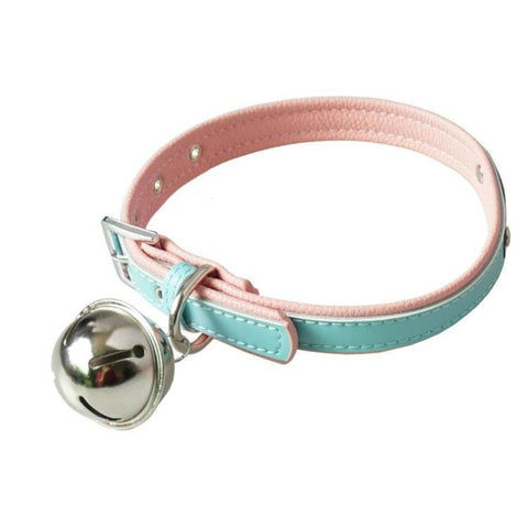 Little Pup's Adjustable Bondage Collar