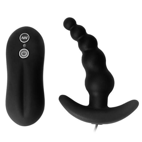 "3"" Silicone Prostate Massager with 10 Frequencies"