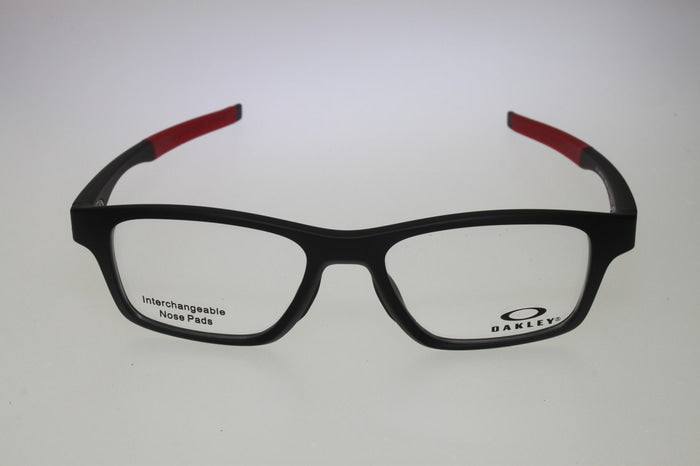 a1e1782ce66b ... Oakley Optical Crosslink High Power|OX 8117-0152|Satin Black Red ...