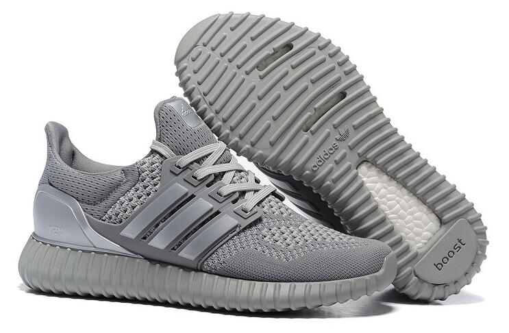 Adidas Yeezy Ultra Boost Grey Men/Women shoes ...
