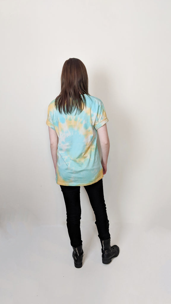 Frozen Orange - Climate Neutral Tie Dye – Local Aesthetic