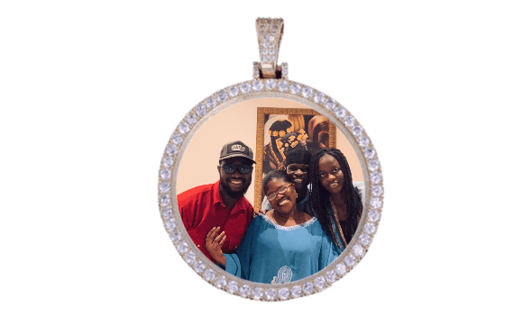 Custom Picture Pendants