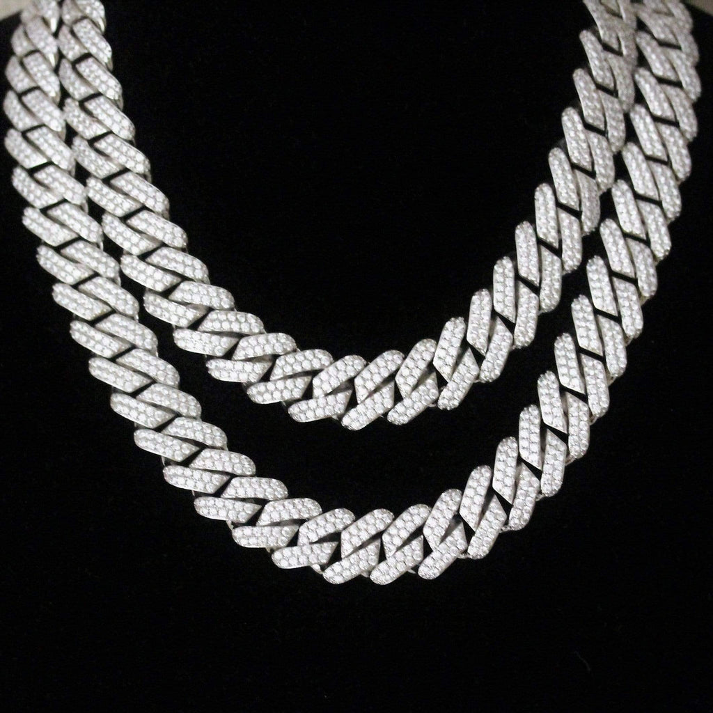 19mm Cuban Link Chain Y-GEM