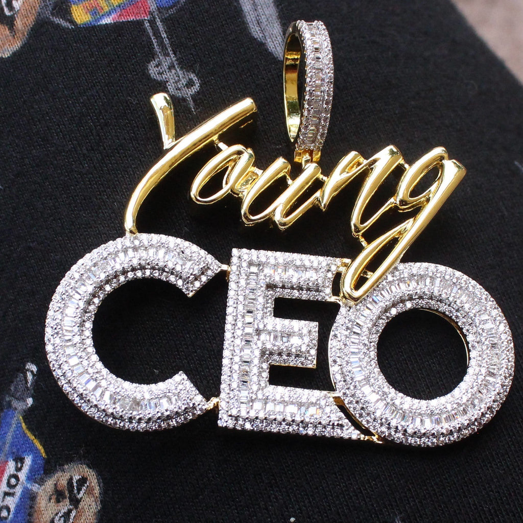 Young CEO Pendant GSG