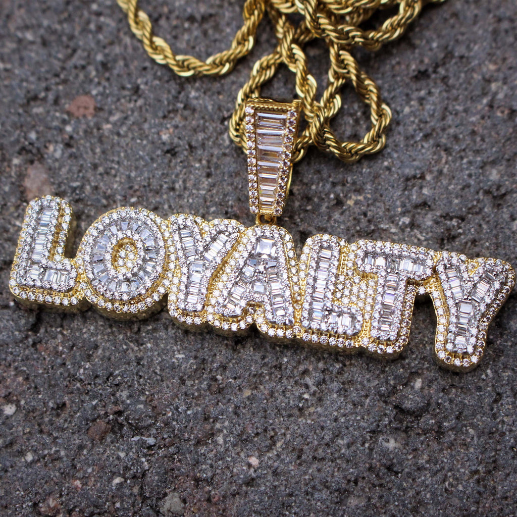 Loyalty Double Layered Necklace GSG