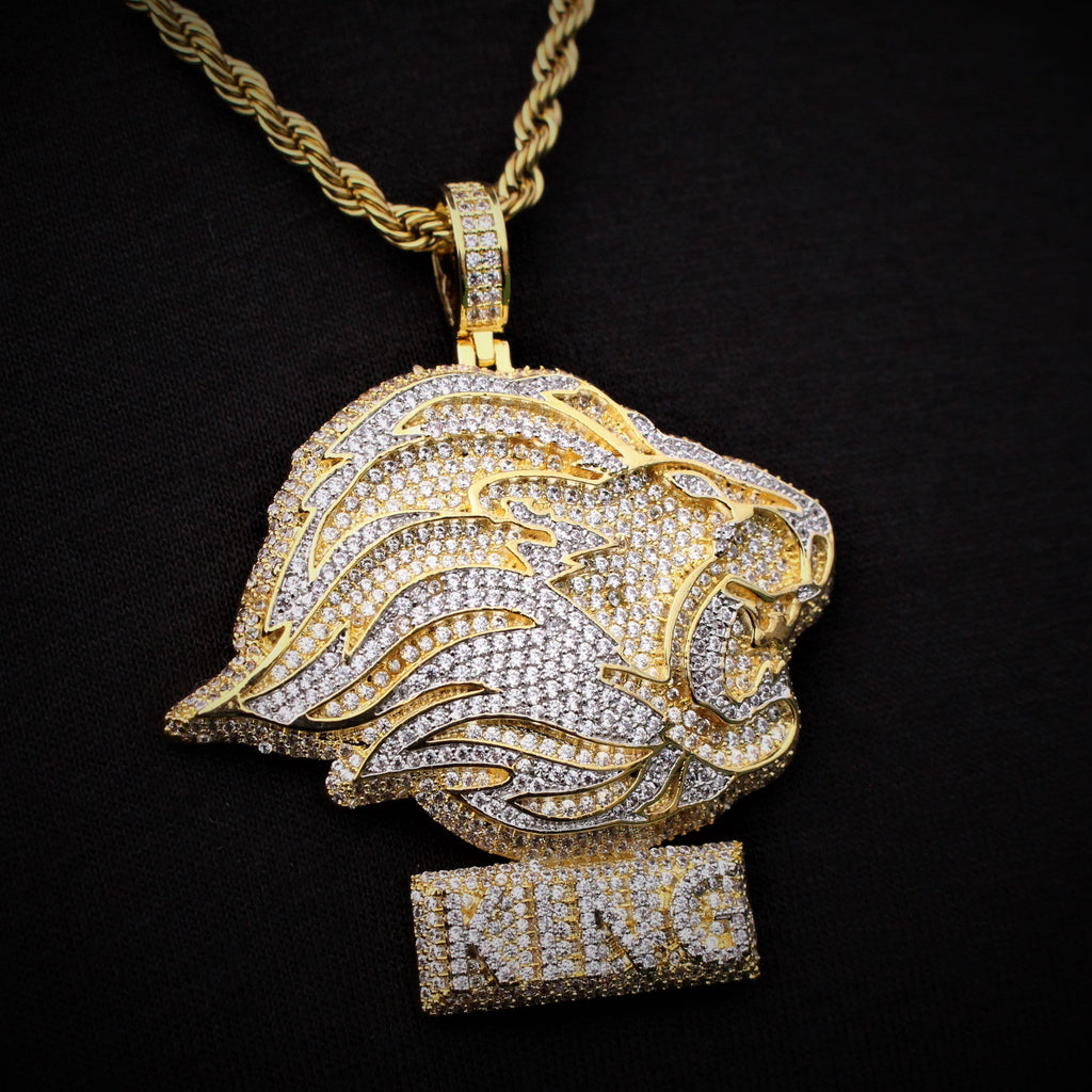 Lion Necklace GSG