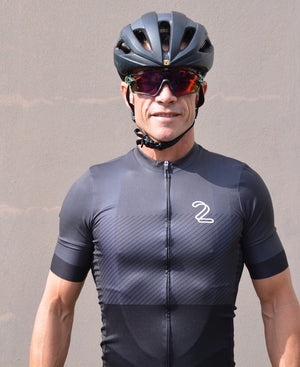 Cycling Jersey - Stealth