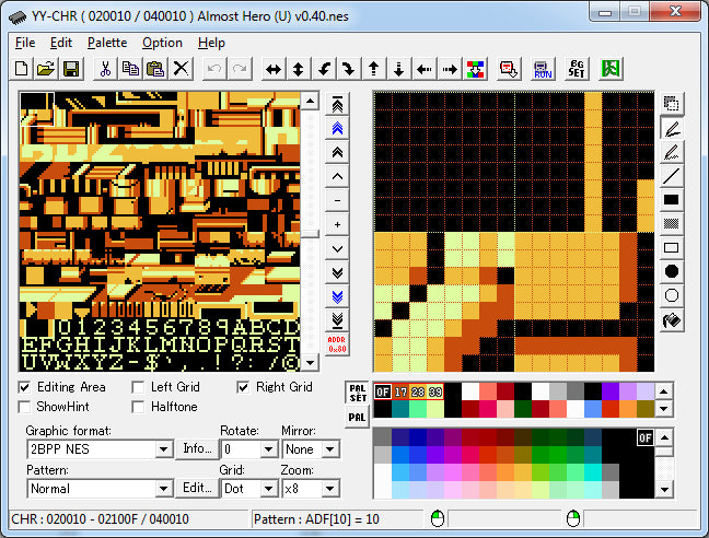 Creating Nes Graphics Mega Cat Studios