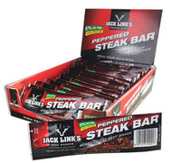 Steak Bar 25g (25 bars per box)- Discount Wholesale Price!