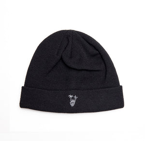 Sailor Beanie Black