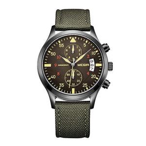 Military Luxury Watch - TrendHold