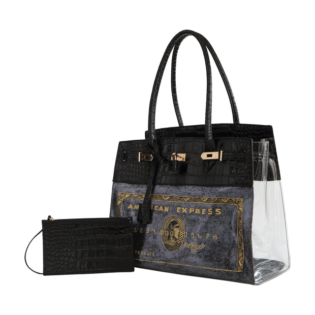 De Carte Blanche Gold Edition (Black Croc)