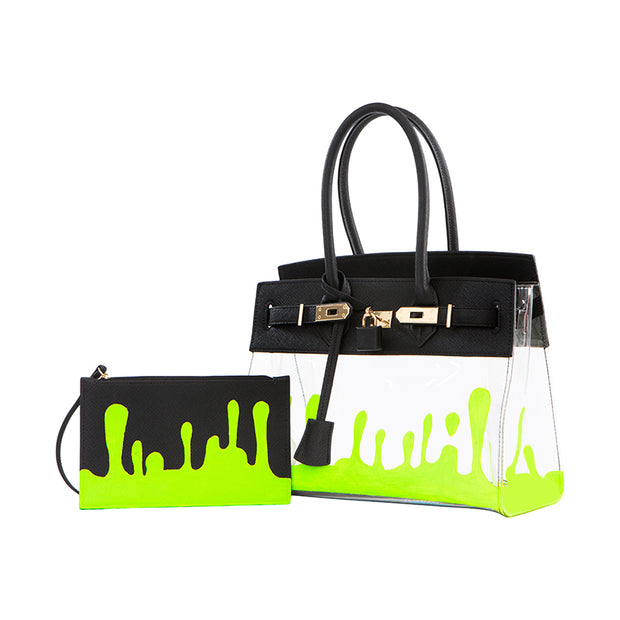 Drips Edition (Neon Green)