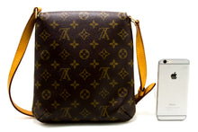 Louis Vuitton Monogram Musette Salsa Short Strap Shoulder Bag Q69-Louis Vuitton-hannari-shop