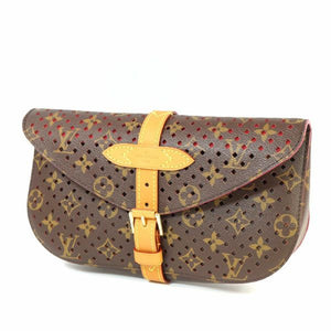 LOUIS VUITTON clutch Saumur clutch bag M94088 Monogram 69801944 hannari-shop