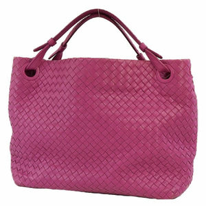BOTTEGA VENETA Intrecciato medium Womens shoulder bag 179320 purple 69783121 hannari-shop