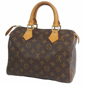 LOUIS VUITTON Speedy 25 Dame-veske M41528 69777704 hannari-shop
