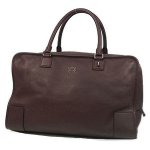 Amazona44 Womens handbag 352.73.LA02 Bordeaux x silver hardware 69773833 hannari-shop