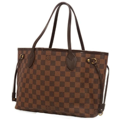 LOUIS VUITTON Neverfull PM Womens tote bag N51109 Damier ebene 69768523 hannari-shop
