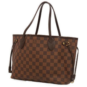 LOUIS VUITTON Neverfull PM Damen Tote Bag N51109 Damier ebene 69768523 hannari-shop