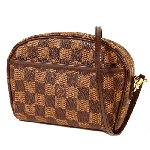 Pochette Ipanema Womens shoulder bag N51296 Damier ebene 69764553 hannari-shop