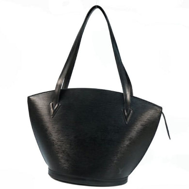 LOUIS VUITTON St. Jaques shopping Womens tote bag M52262 noir 69717591 hannari-shop