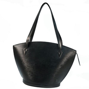 LOUIS VUITTON St. Jaques shopping Dame taske M52262 noir 69717591 hannari-shop