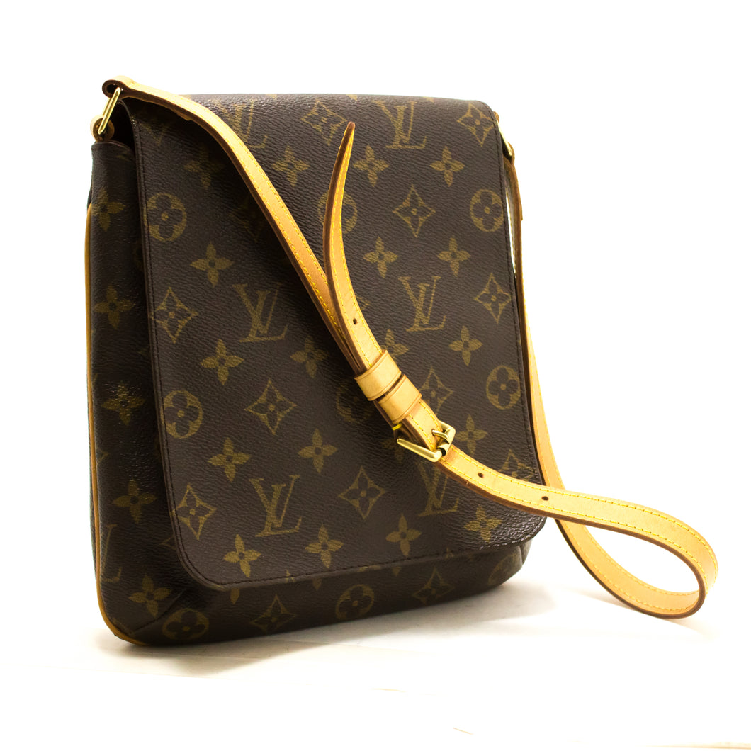 Louis Vuitton Monogram Musette Salsa Short Strap Shoulder Bag s05-Louis Vuitton-hannari-shop